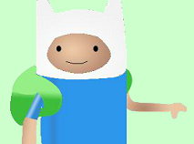 Finn Dress Up