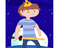 Finn si Jake Creeaza Personaje