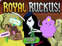 Adventure Time Royal Ruckus
