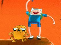 Adventure Time Swords Duel