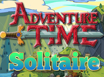 Adventure Time Solitare