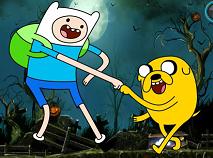 Finn si Jake de Halloween