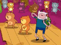 Finn si Jake la Discoteca
