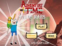 Finn si Jake pe Marte
