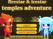 Firestar si Icestar Aventuri in Templu