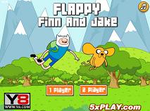 Flappy Finn si Jake