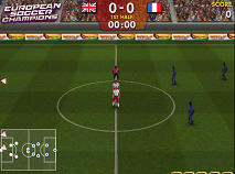 Fotbal European 3D
