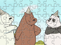 We Bare Bears Puzzle 2