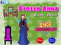 Frozen Ana Decoreaza Camera