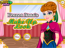 Anna's Make Up Look