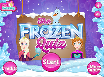 The Frozen Quiz