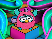 Furby Danseaza