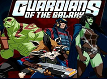 Guardians of the Galaxy Memory