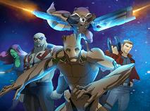 Gardienii Galaxiei in Misiune