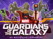 Guardians of the Galaxy Legendary Relics