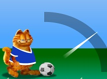 Garfield World Soccer