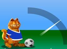 Garfield Fotbal Mondial