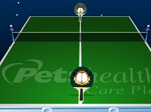 Garfield la Ping Pong