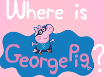 Where is George Pig?