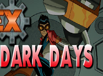 Generator Rex Dark Days