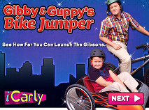 Gibby and Guppy's Bike Jumper