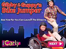Gibby si Guppy cu Motocicleta