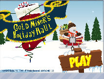 Gold Miner Holiday Haul