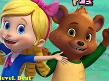 Goldie And Bear Hidden Numbers