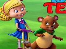 Goldie si Ursulet Tenis