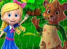 Goldie si Ursuletul Murdar