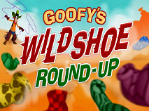 Goofy's Wildshoe Round-Up