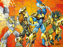 Gormiti Jigsaw Puzzle