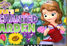 Sofia`s Enchanted Garden