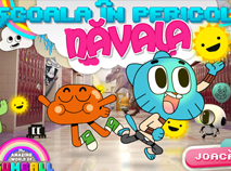 Gumball School House Rush