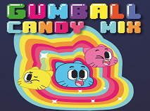 Gumball Candy Mix