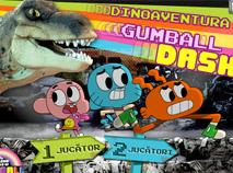 Gumball Dino Aventura