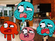 Gumball Crazy Hidden Numbers