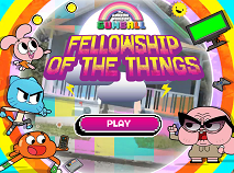Gumball Fellowship of the Things