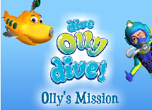 Dive Olly Dive: Olly's Mission