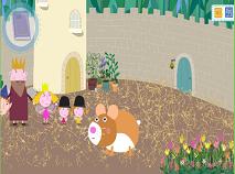 Little Kingdom Happy Hamster