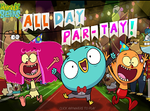 Harvey Beaks All Day Partay