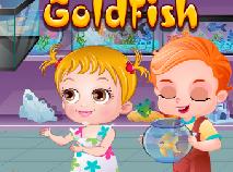 Hazel si Pestisorul de Aur