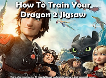 How to Train Your Dragon 2 Jigsaw