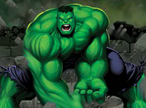 Hulk Distrugeri