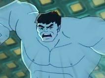 Hulk Puzzle Jigsaw