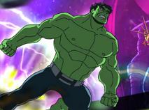 Hulk Gamma Storm Smash