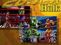 Hulk Boxing Spin N Set