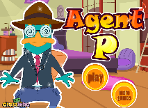 Agent Perry Dress Up