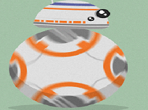 BB-8 Shooter