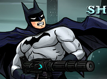 Impuscaturi cu Batman